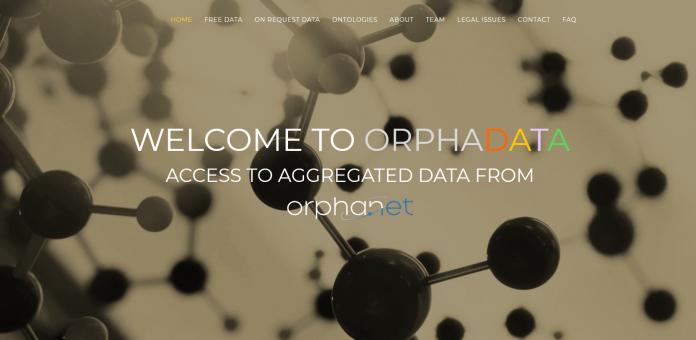 Orphadata: une nouvelle plate-forme pour accéder aux données agrégées d'Orphanet