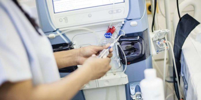 Alerte sanitaire sur un produit utilisé pour la dialyse