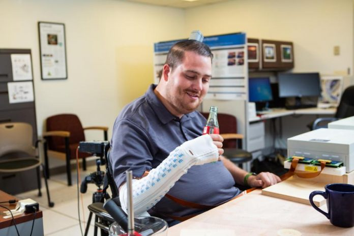 How a Brain-Computer Interface Could Help Paralyzed Veterans at Home