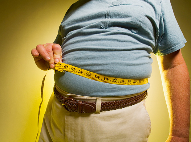 Over half the nation 'at risk' of chronic disease due to obesity
