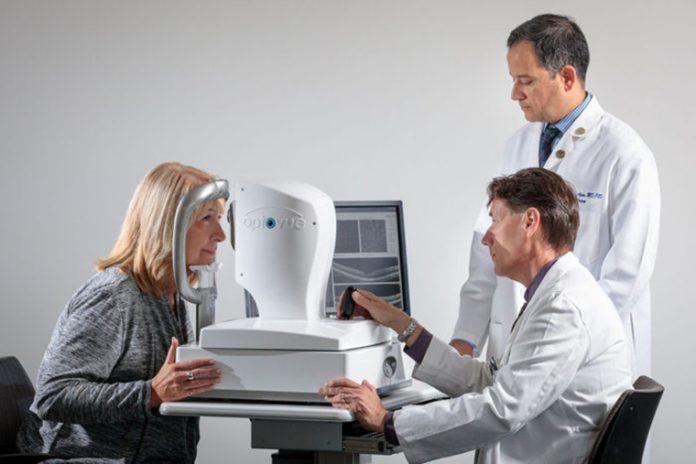 Eye Test to Detect Alzheimer's Disease Before Symptoms Start