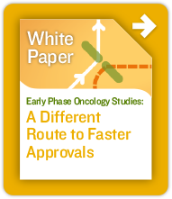 Innovative Designs in Early Phase Oncology Studies