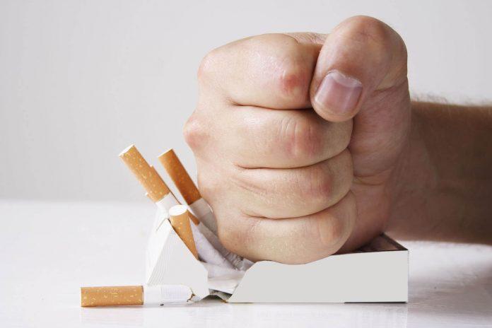 TABAC : baisse du nombre de fumeurs