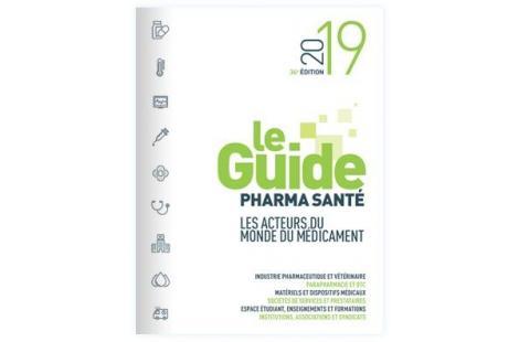 Parution du nouveau Guide Pharma