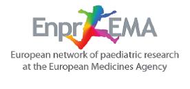 Preparedness of medicines' clinical trials in paediatrics